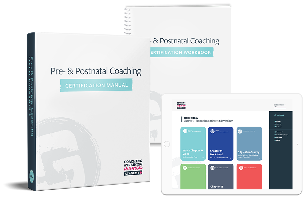 Pre- & Postnatal Coaching Certification - Frequently Asked